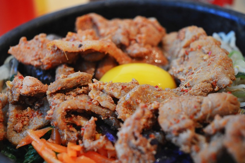 Bibimbap Soho London review, food bloggers, UK food blog, UK lifestyle blog