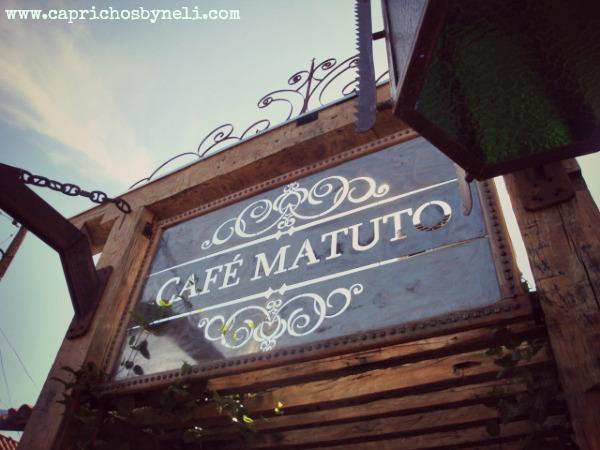 Café matuto, Bady Bassitt, Caprichos by Neli