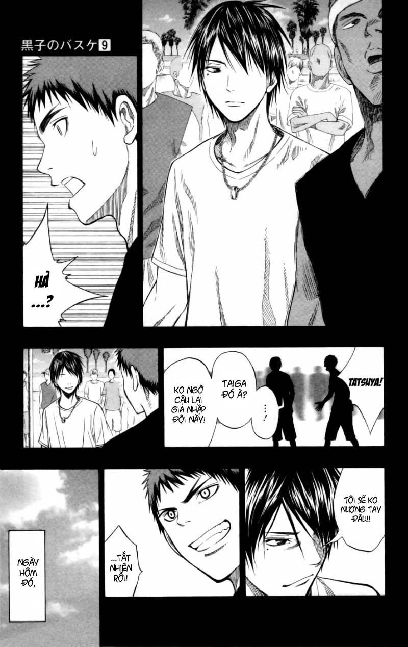 Kuroko No Basket chap 076 trang 11