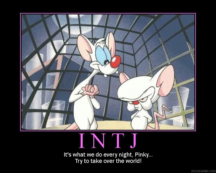 Inside The Mind Of An INTJ