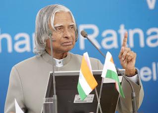 A.P.J. Abdul Kalam Status in Hindi 2022