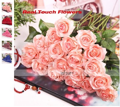 Valentine Gifts Flowers - Romantic Life
