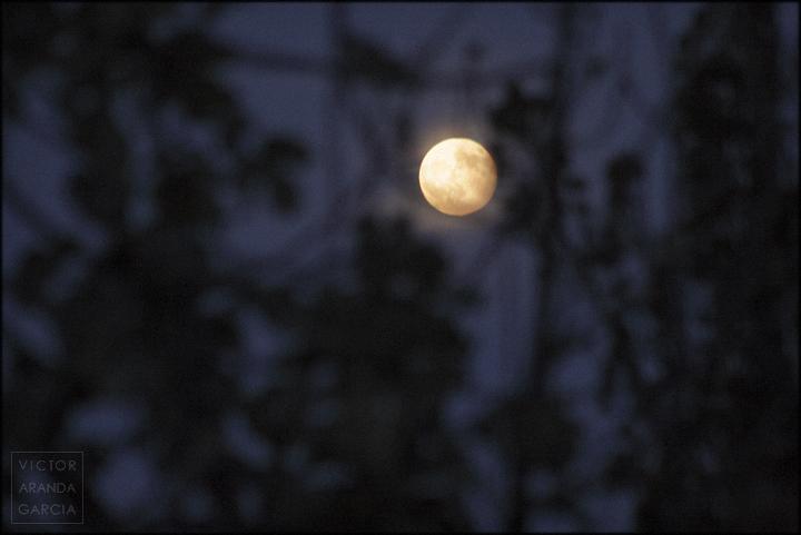 luna,fotografia,murcia,agosto,2017,roja,eclipse