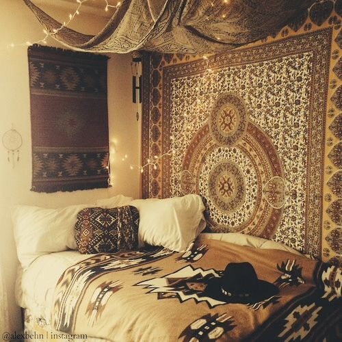 Bedroom Decor Hipster hipster bedroom decorating ideas - home design
