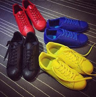 Model Sepatu Terbaru Korea Pria Juni 2016