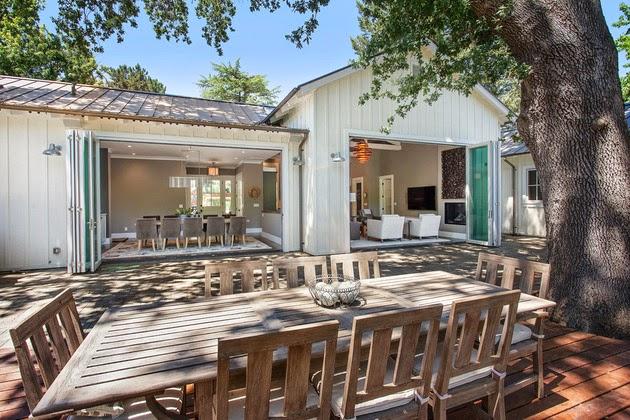 Rumah Unik Dengan Tema Tradisional Minimalis