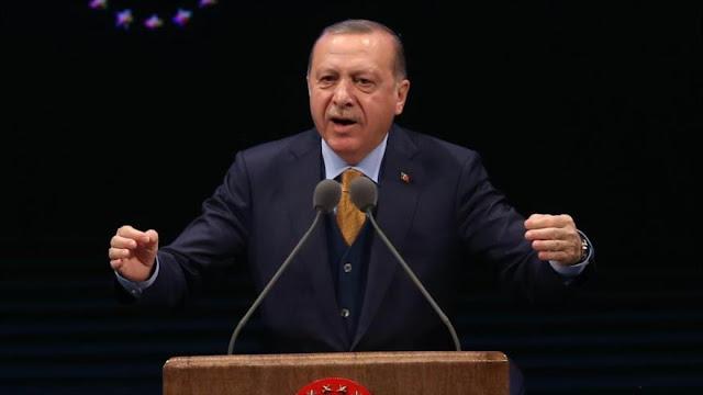 Erdogan: Atacaremos a los kurdos en Siria si no dejan la frontera