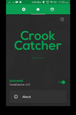 Crook Catcher