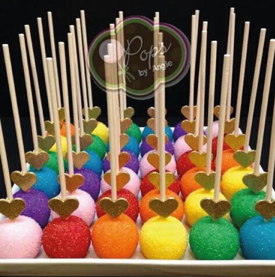 Fiesta Hermosa Ideas Para Fiestas De Arco Iris