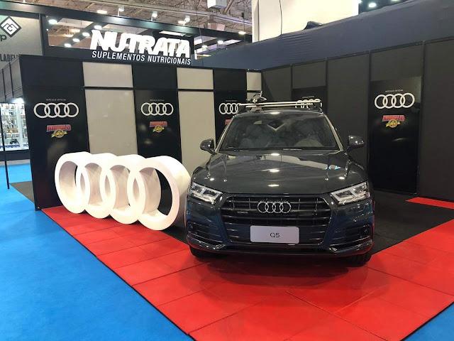 Audi Q5 Security: carro de Arnold Schwarzenegger