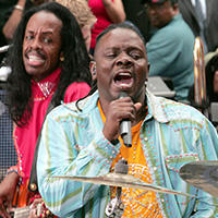 Philip Bailey photo credit Everett Collection via shutterstock.com