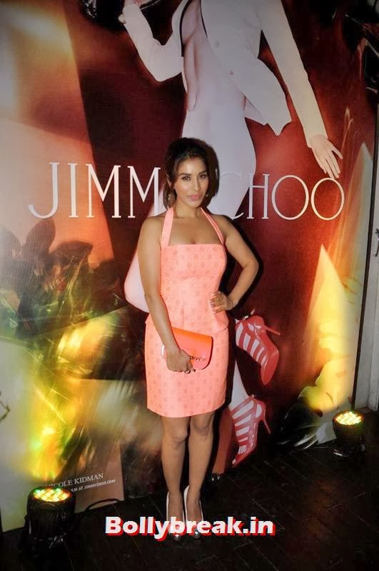 Sophie Choudhry, Evelyn Sharma, Lisa Haydon & Sophie Choudry Spotted at Jimmy Choo's Women's Day Celebrations