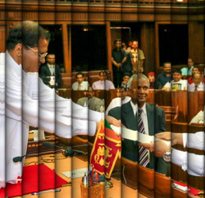 A technically-named list of Ministers soon -- President   Dayasiri shows backwardness in leaving Minister post  Who are the Ministers removed from SLFP and surfacing from UNP?