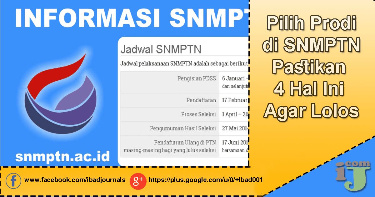 SNMPTN dan SBMPTN bekerjsama hanya seakan-akan tipis pada sistem ujiannya sedangkan pada peluang Pilih Prodi di SNMPTN Pastikan 4 Hal Ini Agar Anda Lolos Tahun Ini