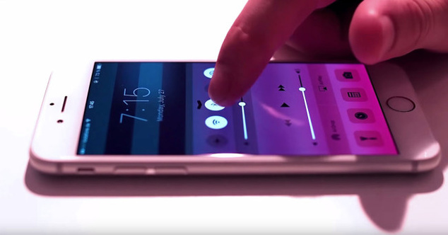 The new screen of iPhone 6s detect three levels of pressure and can not be called Force Touch
