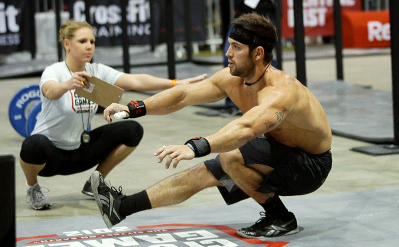 """IRFitness: On a scale form """"1"""" to """"Rich Froning"""", How fit ..."""