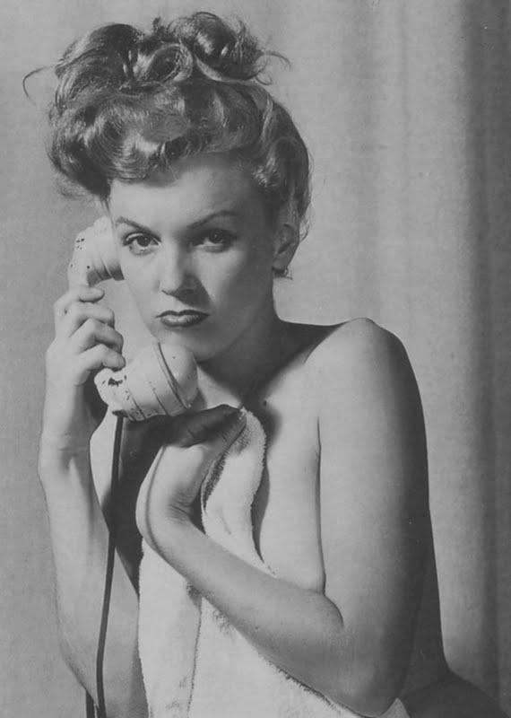 Marilyn monroe pics nude