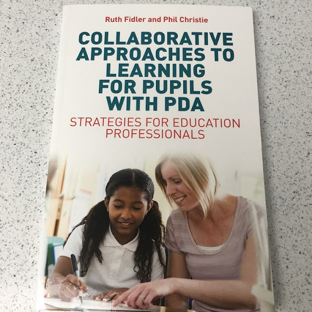 Collaborative approaches to learning for pupils with PDA book cover