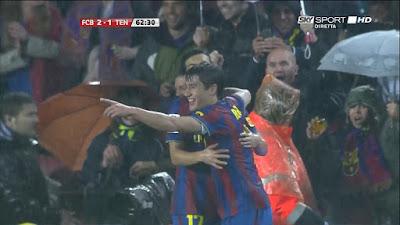 LFP-Week-36 Barcelona 4 vs 1 Tenerife 04-05-2010