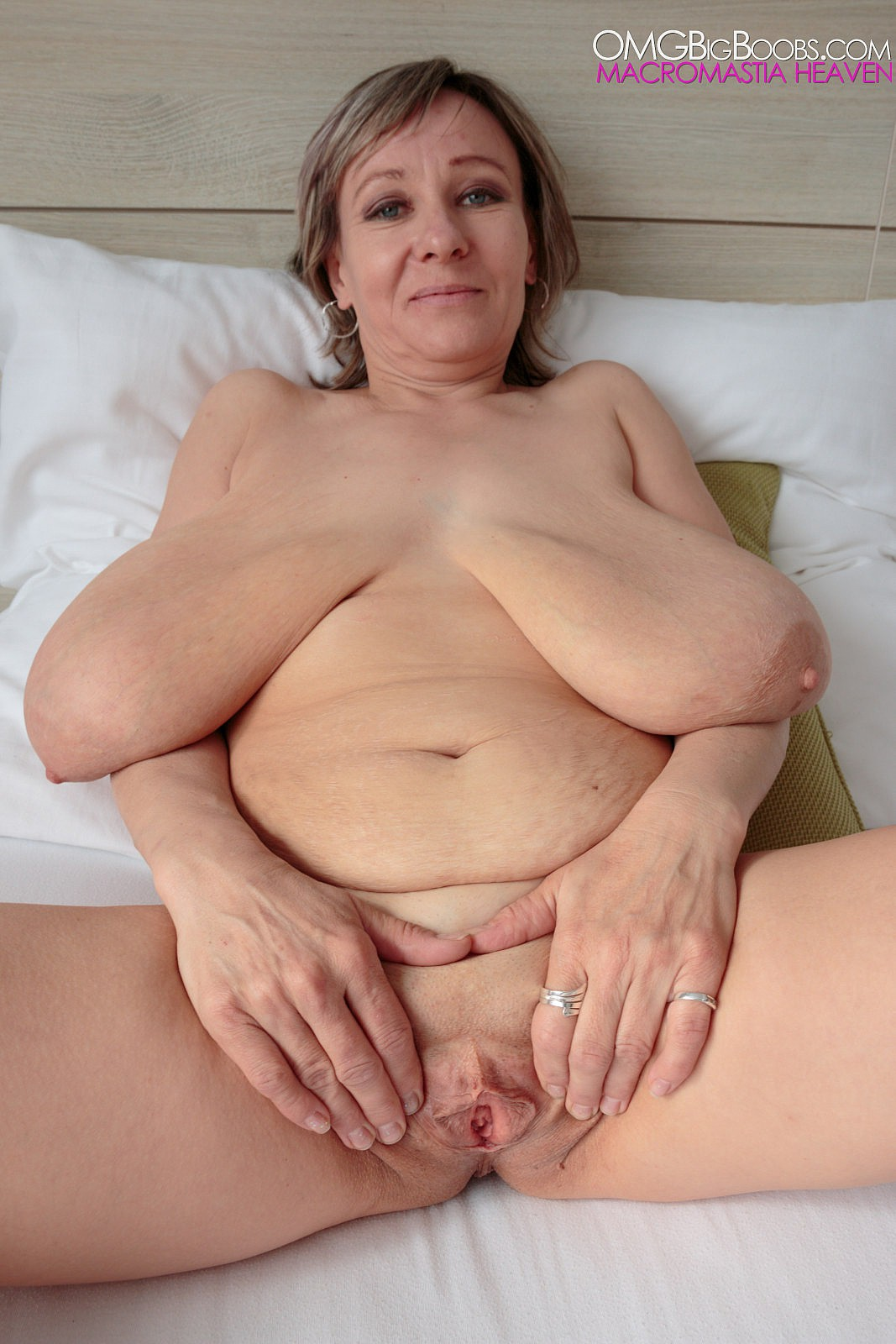 Mature saggy tits big nipples speaking