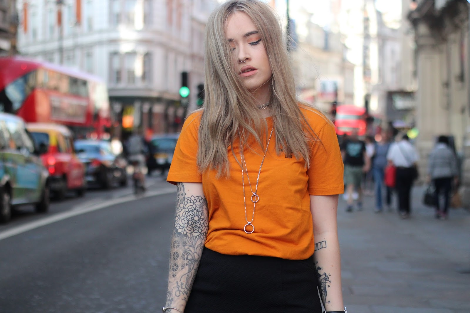 Fashion Blogger Lucy Love