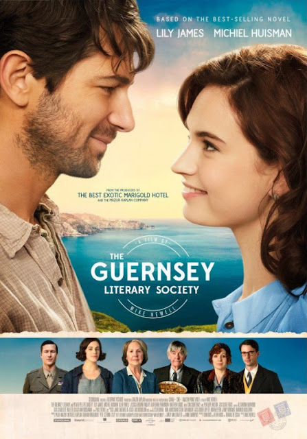 guernsey literary and potato peel pie society poster
