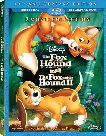 The Fox And The Hound 2 (2006) Dual Audio 300MB