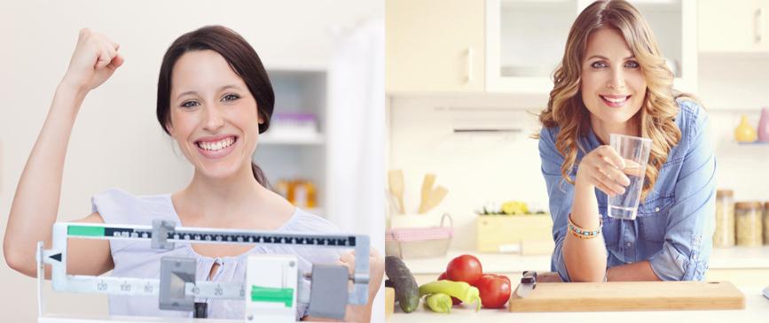 Recomendaciones para bajar de peso y mantenerlos