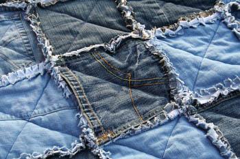 Die selbermacherin jeans recycling