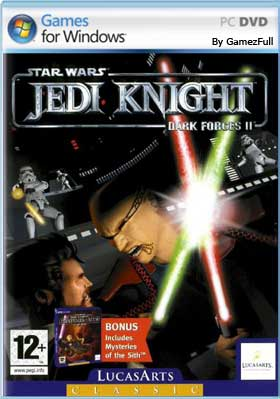 Descargar Star Wars Jedi Knight Dark Forces II pc español mega y google drive /