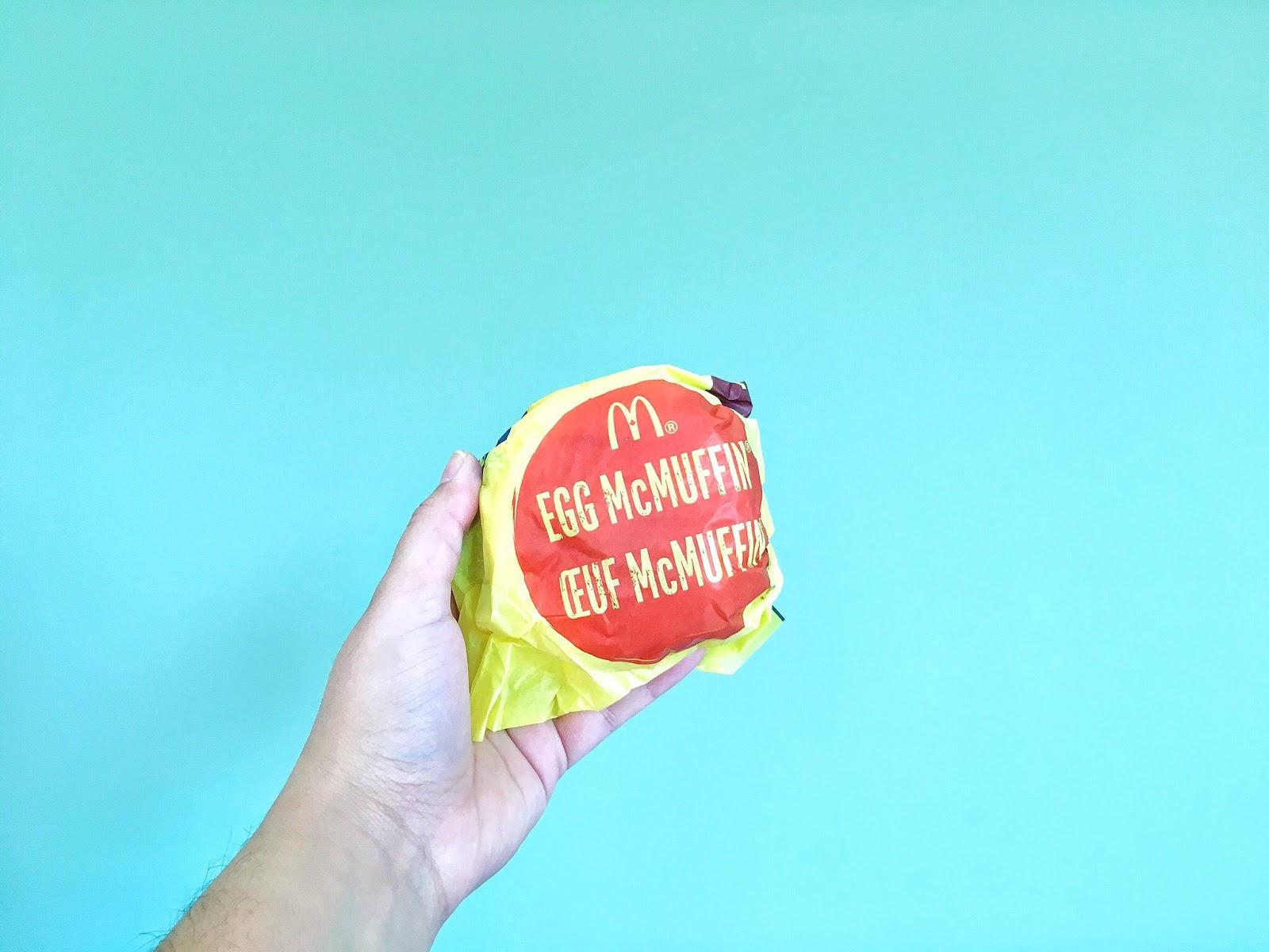 McDonald's Canada All Day Breakfast