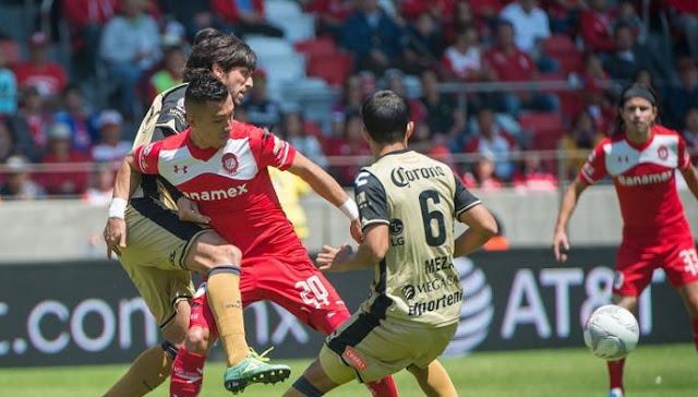 Toluca vs Dorados de Sinaloa en vivo
