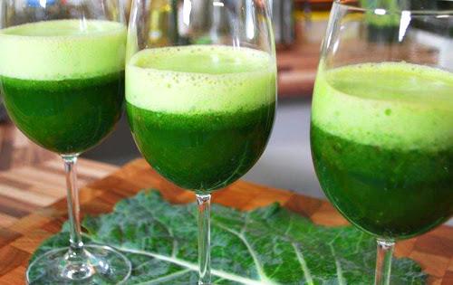 suco verde acelera o metabolismo
