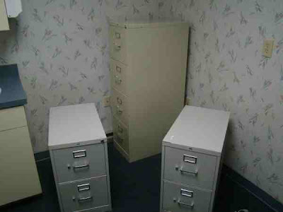 Thrifty Finds And Redesigns File Cabinet Revamp