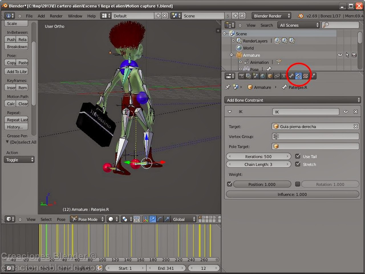 Motion Tracking Capture Blender – Articleblog info