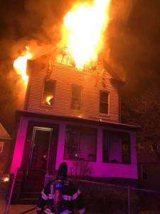 Mec F Expert Engineers The Garfield New Jersey House Fire Wednesday Night Was Caused By An Electrical Issue In The Attic
