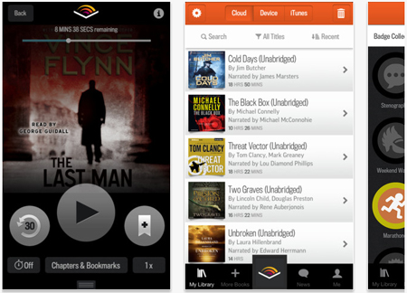descarga Audio libros gratis Audible - www.dominioblogger.com