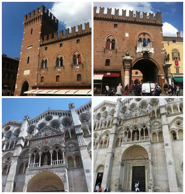 Palazzo Municipale e Catedral de Ferrara