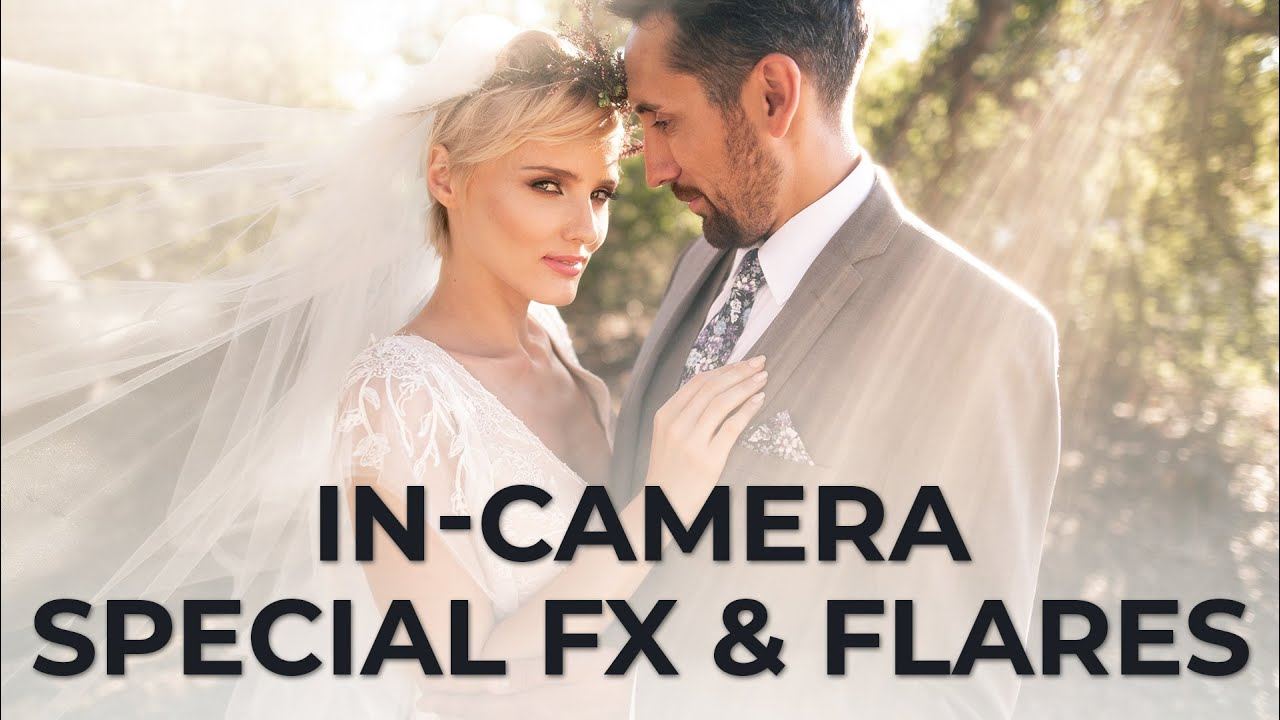 "IN-CAMERA Special FX Flares and Light Leaks AKA the ""Veiled Flare"""
