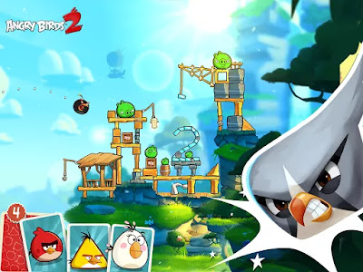 Free Download Angry Birds 2 Mod Apk Data For Android