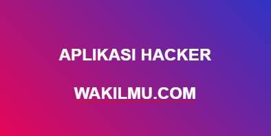 Kumpulan Aplikasi-Aplikasi Hacker / Hacking Di Android