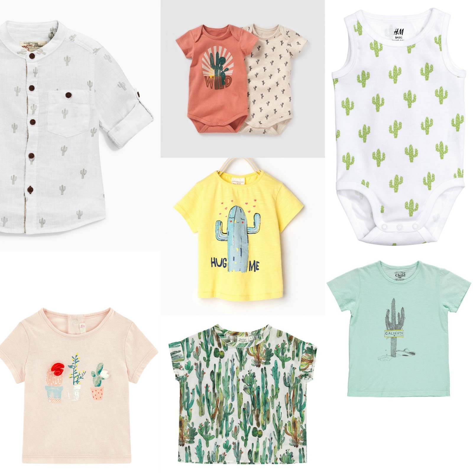 mamasVIB | V. I. BUYS: Cool as a…Cactus! The only trend little ones should pick this spring