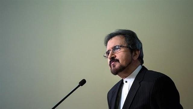 Paris deal withdrawal shows US irresponsibility vis-à-vis intl. community: Iranian Foreign Ministry Spokesman Bahram Qassemi