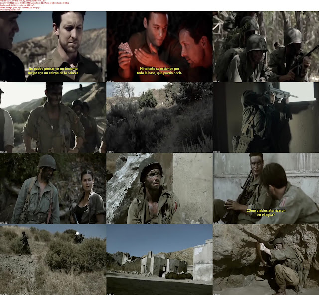 Battle Recon The Call to Duty 2011 DVDRip Subtitulos Español Latino Descargar