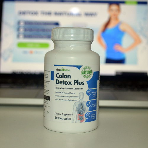 Colon Detox Plus Start Weight Loss