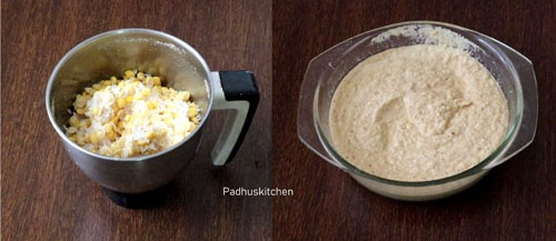 nutritious adai batter recipe