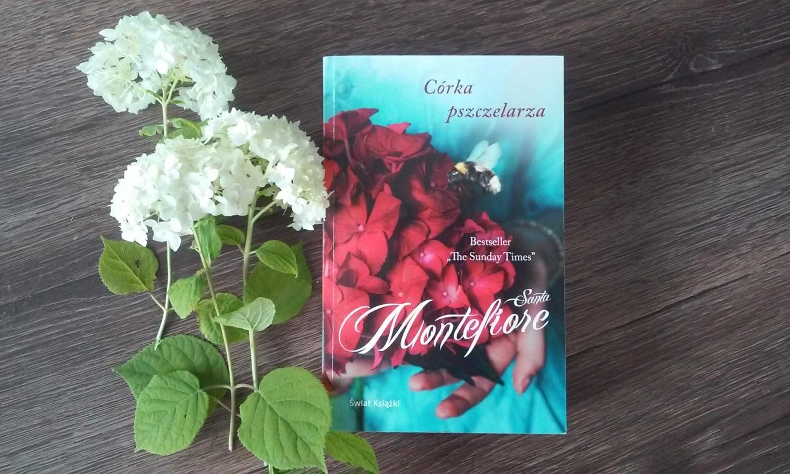 """Córka pszczelarza"" Santa Montefiore"