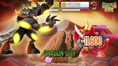 Dragão Portal Nobre - Novo Heroico!