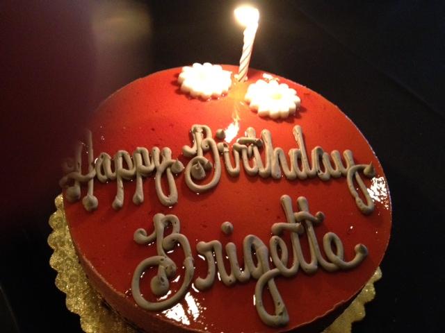 Bells Birthday Cake