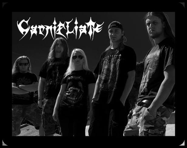 Interview with Carnifliate, Death Metal Band from Slovenia, Interview with Carnifliate Death Metal Band from Slovenia
